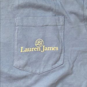 Lauren James long sleeve shirt
